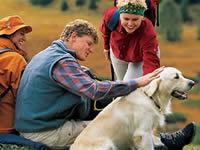 Urlaub mit Hund im Pinzgau